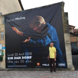 Raph Minfray Big band Dim Dam Domb